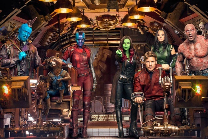 Say It Ain't So! Production For 'Guardians Of The Galaxy 3' Has Stopped Indefinitely
