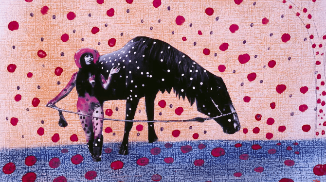 How 'Princess Of Polka-Dots' Yayoi Kusama Turned Her Trauma Into Amazing Art