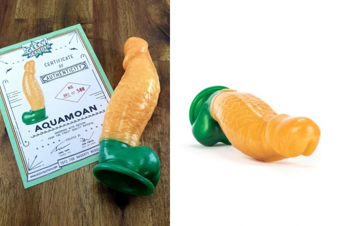 You Can Now Buy An Aquaman Dildo, Because This Is The World We Live In Now