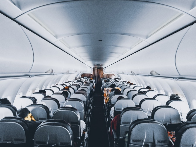 A Single Girl's Guide To Protecting Yourself From Perverts On Planes