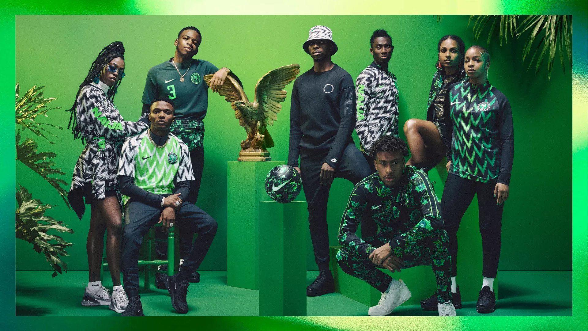 jersey terbaik piala dunia 2018 jersey nigeria