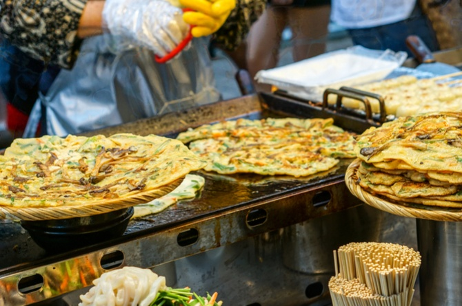 best street food in Asia