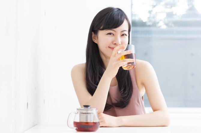 types of asian tea