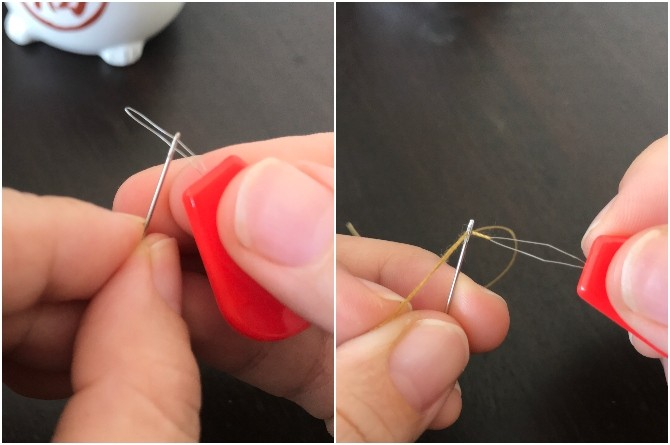 tips for threading a needle