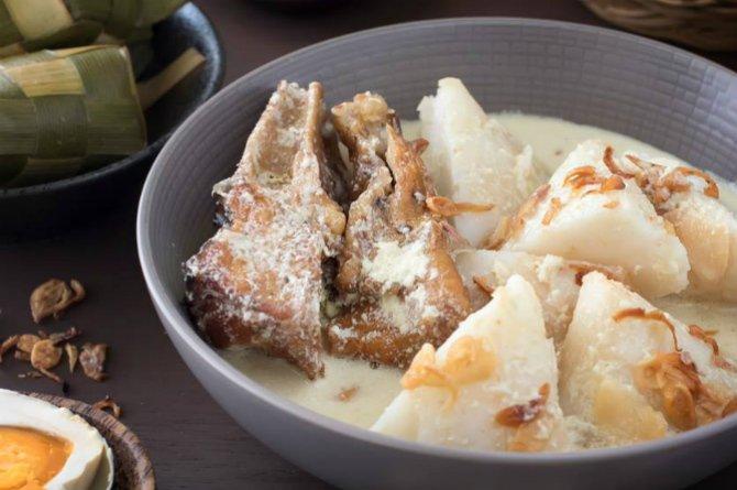 indonesian breakfasts